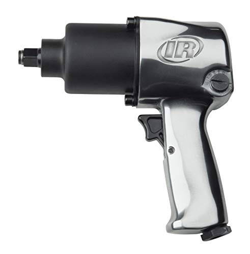"""Ingersoll Rand 231C 1/2"""" Drive Air Impact Wrench – Lightweight, Max 600 ft-lbs Torque Output,..."""