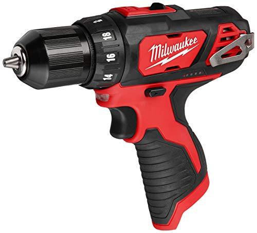 MILWAUKEE'S M12 12V 3/8-Inch Drill Driver (2407-20) (Bare Tool Only - Battery, Charger, and...