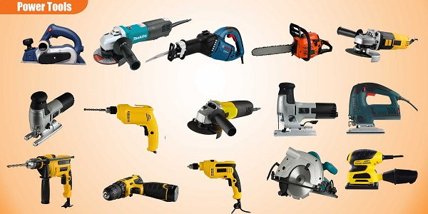 Power Tools List