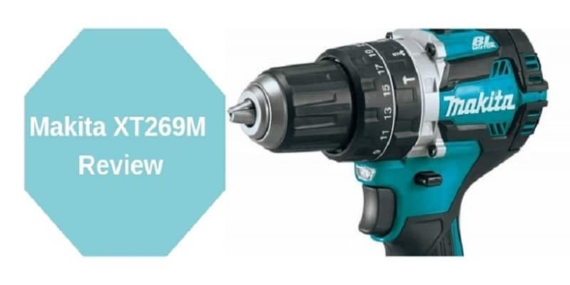 Makita XT269M Review