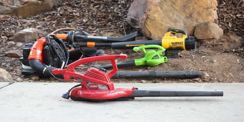 What are the best leaf blowers