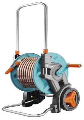 Gardena 8001-U 196ft Hose Reel Cart